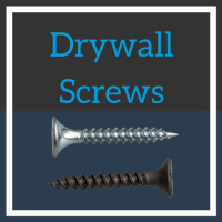 Image for Drywall Screws Black