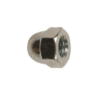 Image for Dome Nuts Din1587 Bright Zinc Plated