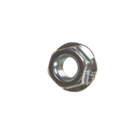 Image for Serrated Flange Nuts Din6923 - Bright Zinc Plated
