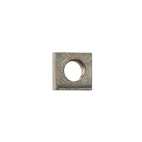 Image for Square Nuts - Bright Zinc Plated