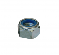 Image for Nyloc Nuts Type 'T' DIN985 - Bright Zinc Plated