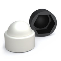 Image for Bolt Cover Cap (White)