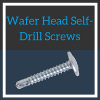 Image for Wafer Head Self Drill Screw